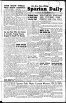 Spartan Daily, February 21, 1947 by San Jose State University, School of Journalism and Mass Communications