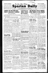Spartan Daily, March 5, 1947 by San Jose State University, School of Journalism and Mass Communications