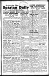 Spartan Daily, March 12, 1947 by San Jose State University, School of Journalism and Mass Communications