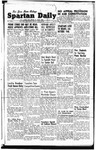 Spartan Daily, April 18, 1947