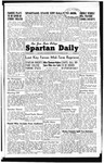 Spartan Daily, November 10, 1947 by San Jose State University, School of Journalism and Mass Communications