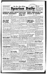Spartan Daily, November 12, 1947 by San Jose State University, School of Journalism and Mass Communications