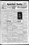 Spartan Daily, November 14, 1947 by San Jose State University, School of Journalism and Mass Communications