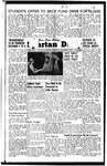 Spartan Daily, November 19, 1947 by San Jose State University, School of Journalism and Mass Communications