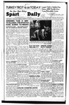 Spartan Daily, November 25, 1947 by San Jose State University, School of Journalism and Mass Communications