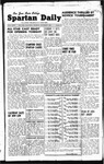 Spartan Daily, December 4, 1947 by San Jose State University, School of Journalism and Mass Communications