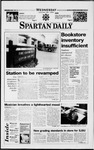 Spartan Daily, January 29, 1997 by San Jose State University, School of Journalism and Mass Communications