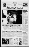 Spartan Daily, January 31, 1997 by San Jose State University, School of Journalism and Mass Communications