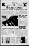 Spartan Daily, February 3, 1997 by San Jose State University, School of Journalism and Mass Communications