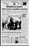 Spartan Daily, February 5, 1997 by San Jose State University, School of Journalism and Mass Communications