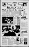 Spartan Daily, February 10, 1997 by San Jose State University, School of Journalism and Mass Communications