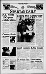 Spartan Daily, February 19, 1997 by San Jose State University, School of Journalism and Mass Communications