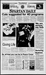 Spartan Daily, February 20, 1997 by San Jose State University, School of Journalism and Mass Communications