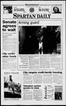 Spartan Daily, February 26, 1997 by San Jose State University, School of Journalism and Mass Communications
