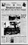 Spartan Daily, February 27, 1997 by San Jose State University, School of Journalism and Mass Communications