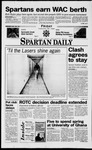 Spartan Daily, February 28, 1997 by San Jose State University, School of Journalism and Mass Communications