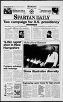 Spartan Daily, March 10, 1997 by San Jose State University, School of Journalism and Mass Communications