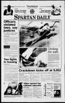 Spartan Daily, March 13, 1997 by San Jose State University, School of Journalism and Mass Communications