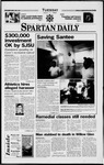 Spartan Daily, April 1, 1997 by San Jose State University, School of Journalism and Mass Communications