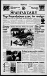 Spartan Daily, April 7, 1997 by San Jose State University, School of Journalism and Mass Communications