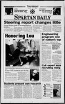 Spartan Daily, April 10, 1997 by San Jose State University, School of Journalism and Mass Communications