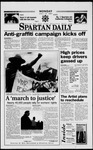 Spartan Daily, April 14, 1997 by San Jose State University, School of Journalism and Mass Communications