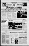 Spartan Daily, April 16, 1997 by San Jose State University, School of Journalism and Mass Communications
