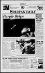 Spartan Daily, April 21, 1997 by San Jose State University, School of Journalism and Mass Communications
