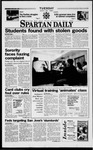 Spartan Daily, April 22, 1997 by San Jose State University, School of Journalism and Mass Communications