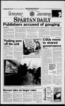 Spartan Daily, April 23, 1997 by San Jose State University, School of Journalism and Mass Communications