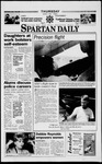 Spartan Daily, April 24, 1997 by San Jose State University, School of Journalism and Mass Communications