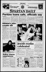 Spartan Daily, April 25, 1997