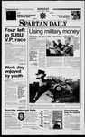 Spartan Daily, April 28, 1997 by San Jose State University, School of Journalism and Mass Communications