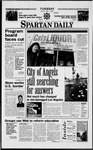 Spartan Daily, April 29, 1997 by San Jose State University, School of Journalism and Mass Communications