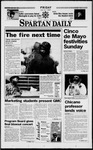 Spartan Daily, May 2, 1997