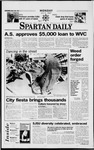 Spartan Daily, May 5, 1997 by San Jose State University, School of Journalism and Mass Communications