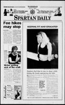 Spartan Daily, May 6, 1997 by San Jose State University, School of Journalism and Mass Communications