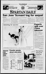 Spartan Daily, May 8, 1997 by San Jose State University, School of Journalism and Mass Communications