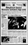 Spartan Daily, May 13, 1997