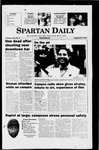 Spartan Daily, August 27, 1997 by San Jose State University, School of Journalism and Mass Communications