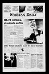 Spartan Daily, September 8, 1997 by San Jose State University, School of Journalism and Mass Communications