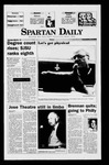 Spartan Daily, September 19, 1997 by San Jose State University, School of Journalism and Mass Communications
