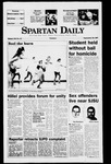 Spartan Daily, September 25, 1997 by San Jose State University, School of Journalism and Mass Communications
