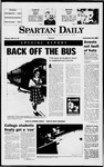 Spartan Daily, September 30, 1997 by San Jose State University, School of Journalism and Mass Communications