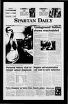 Spartan Daily, October 1, 1997 by San Jose State University, School of Journalism and Mass Communications