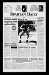 Spartan Daily, October 3, 1997 by San Jose State University, School of Journalism and Mass Communications
