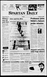 Spartan Daily, October 14, 1997 by San Jose State University, School of Journalism and Mass Communications