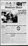 Spartan Daily, October 15, 1997 by San Jose State University, School of Journalism and Mass Communications