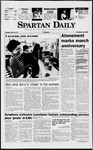 Spartan Daily, October 16, 1997 by San Jose State University, School of Journalism and Mass Communications