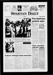 Spartan Daily, October 20, 1997 by San Jose State University, School of Journalism and Mass Communications